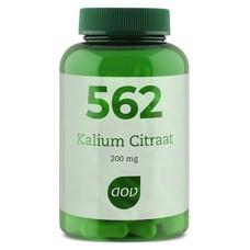 AOV Kalium Citraat 562