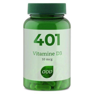 AOV Vitamine D3 401 10 mcg