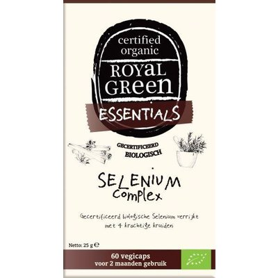 Royal Green Selenium