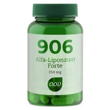 AOV AlfaLiponzuur Forte