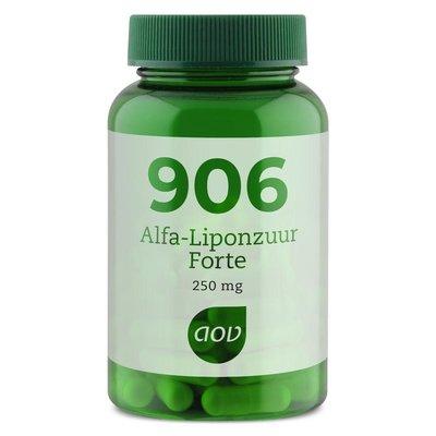 AOV AlfaLiponzuur Forte 906