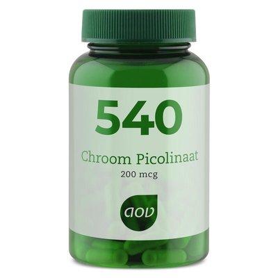 AOV 540 Chroom Picolinaat
