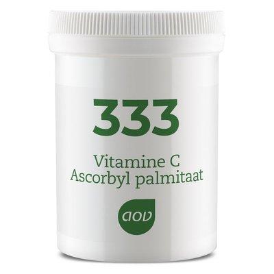 AOV VitamineC als Ascorbyl-Palmitaat
