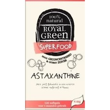 Royal Green Astaxanthine 120 softgels