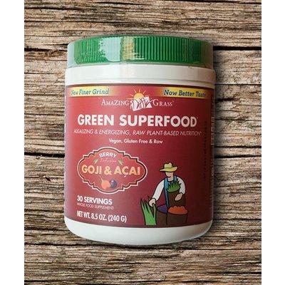 Green Superfood Goji & Acai