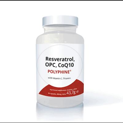 SwissPointOfCare Polyphine Good for Hearth Resveratrol