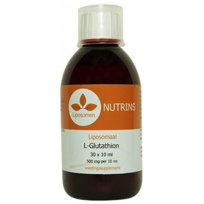 Nutrins Liposomale Glutathion