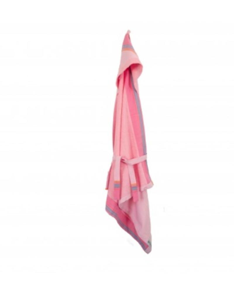 Pink baby wikkeldoek
