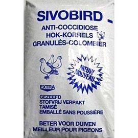 Sivobird-Bodenpechpellet (Anti-Kokzidiose)