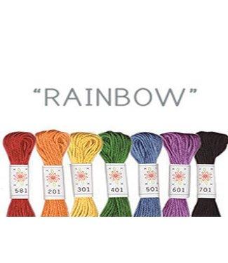 Sublime Stitching Rainbow