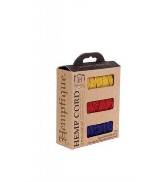 Hemptique Box - Hennep Touw - Rio