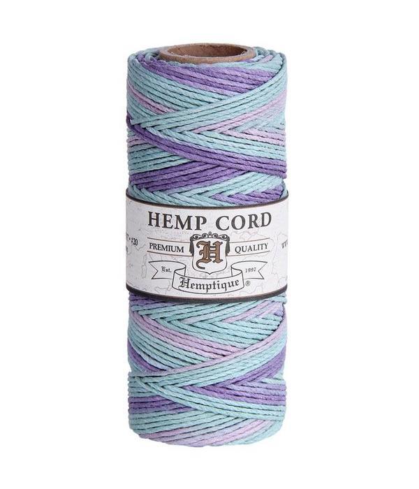 Hemptique Hennep Touw - Pastel #10