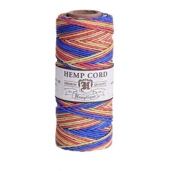 Hennep touw - Rythm #10