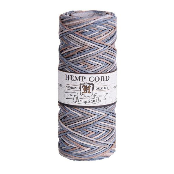 Hennep Touw - Sandal wood #10