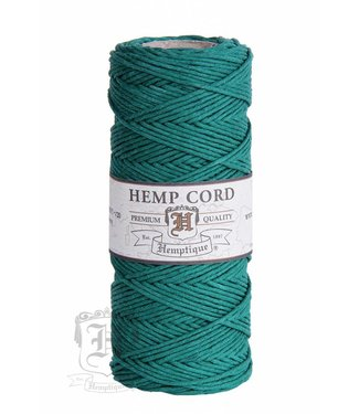 Hemptique Hennep Touw - green- #10