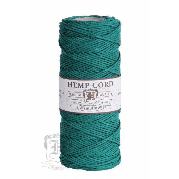 Hennep Touw - green- #10