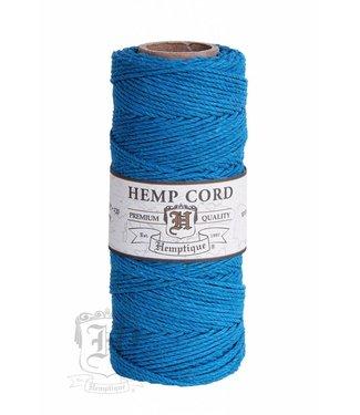 Hemptique Hennep Touw - turquoise  - #10