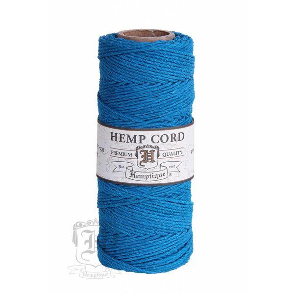 Hennep Touw - turquoise  - #10