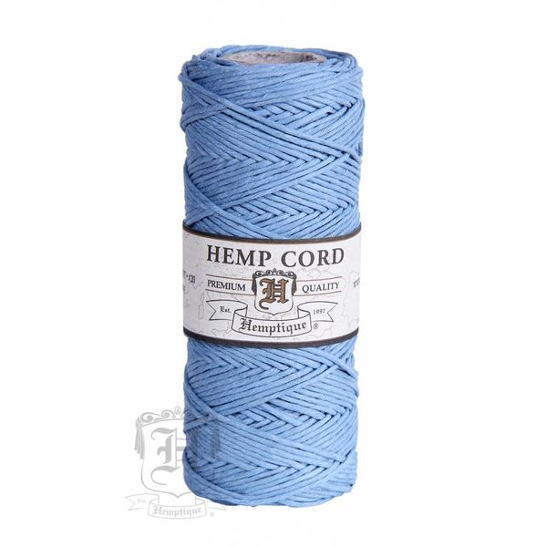 Hennep Touw - light blue - #10