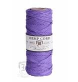 Hemptique Hennep Touw - lavender  - #10
