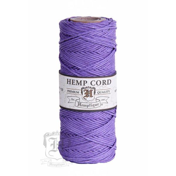 Hennep Touw - lavender - #10
