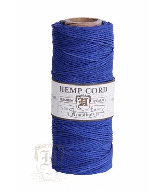 Hemptique Hennep Touw - blue - #10