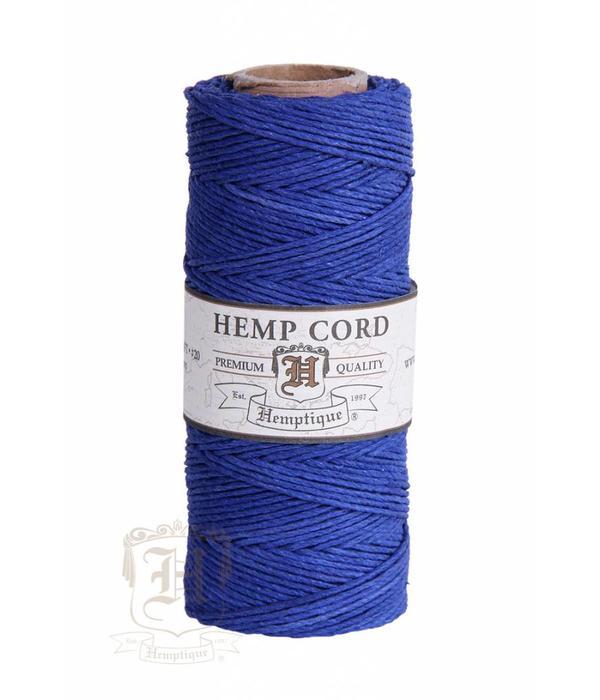 Hemptique Hennep Touw - blue - #10