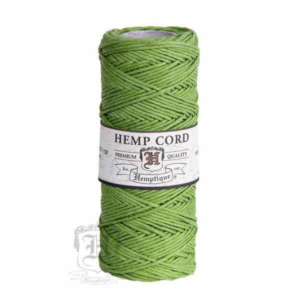 Hennep Touw -lime green - #10