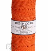 Hemptique Hennep Touw - orange - #10
