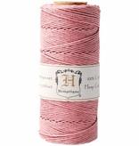 Hemptique Hennep Touw - Dusty Pink #20