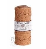 Hemptique Hennep Touw - Cappuccino Candy #20