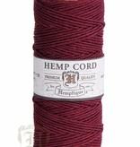 Hemptique Hennep Touw - Burgundy #20