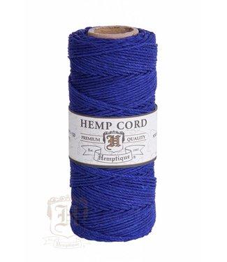 Hemptique Hennep Touw - Royal Blue #20