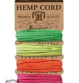 Hemptique Kaart - Neon Color #20