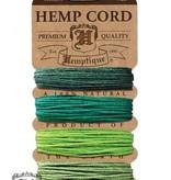 Hemptique Kaart - Shades of Emerald #10