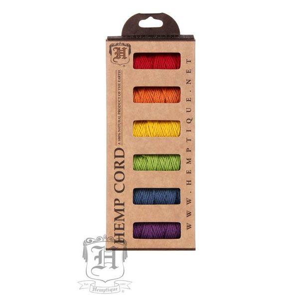 Box - Hennep Touw - Rainbow Fields