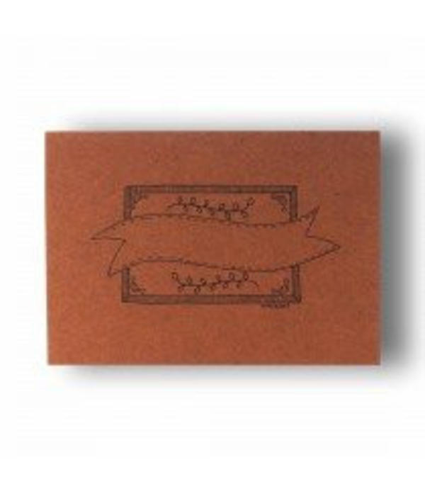 Handlettering - Oefenblok - A6