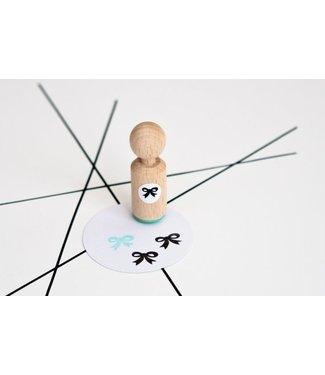 Miss Honeybird Ministempel - strikje