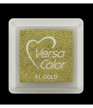 Tsukineko VersaColor Stempelkussen -  Gold