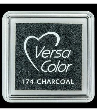 Tsukineko VersaColor Stempelkussen -  Charcoal