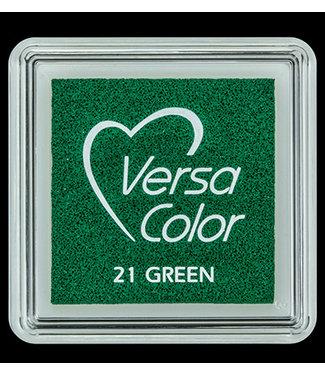 Tsukineko VersaColor Stempelkussen -  Green
