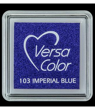Tsukineko VersaColor Stempelkussen -  Imperial Blue