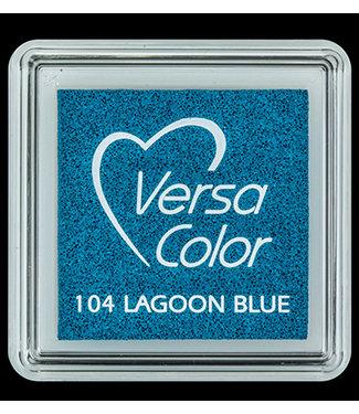Tsukineko VersaColor Stempelkussen - Lagoon Blue