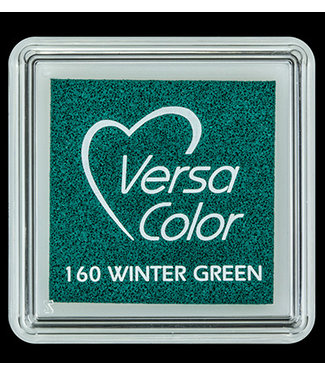 Tsukineko VersaColor Stempelkussen - Winter Green