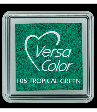 Tsukineko VersaColor Stempelkussen - Tropical Green
