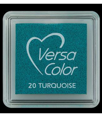 Tsukineko VersaColor Stempelkussen - Turquoise