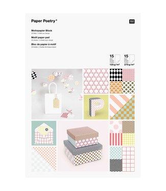 Papierblok - Graphic