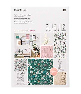 Papierblok - Flow FSC Mix