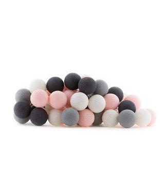 Lichtslinger - pink/grey