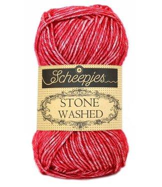 Scheepjeswol Stonewashed - Red Jasper - 807